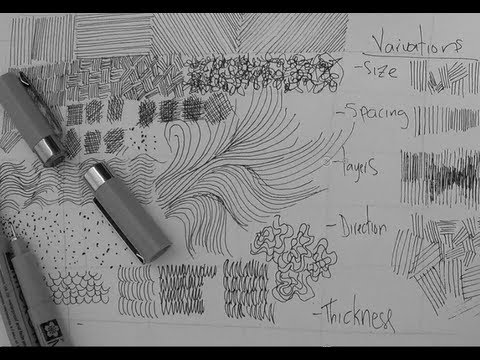 pen amp ink drawing tutorials beginners introduction to