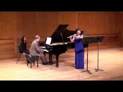 Lowell Liebermann - Piano Sonata 1 Movement 3