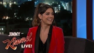 Katie Nolan Starts Feud Between Wayne Newton & Jimmy Kimmel