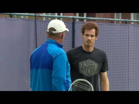 Lendl Joins Murray Again At London 2016