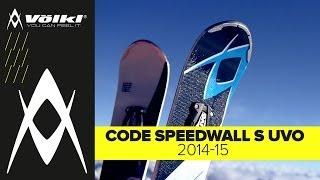 Thumbnail 2014-15 Code Speedwall S UVO by Petra Haltmayr (Ex Worldcup Skier) (EN)