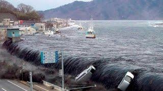 DETIK-DETIK Tsunami JAPAN !!!