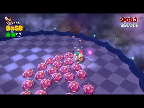Super Mario 3D World - Boss Blitz (World Flower-12)