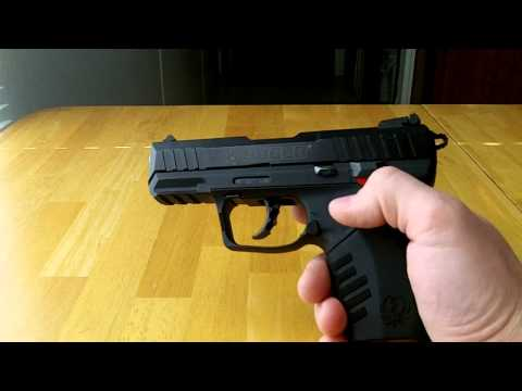 My Two Cents - Ruger SR22 Review (.22 LR)