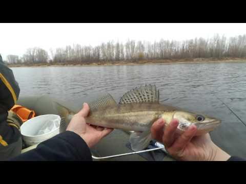 рыбалка на каме татарстан видео