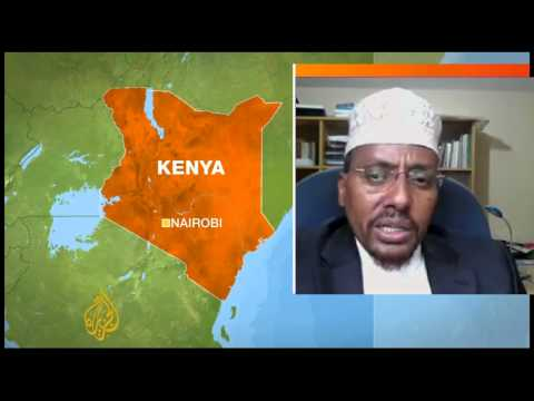 Al-Shabab holds hostages in Kenya mall siege
