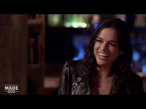 Michelle Rodriguez Goes Turbo (Speakeasy)