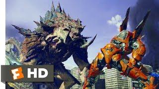 Pacific Rim Uprising (2018) - Mega-Kaiju Violence Scene (9/10)   Movieclips