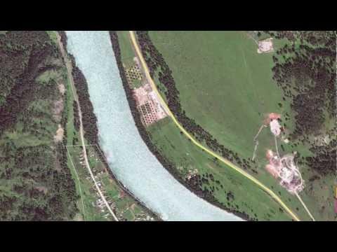 спутниковая карта алтайского края 1 см калькулятор