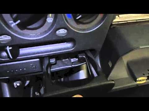 Part One 2005 Hyundai Accent Stereo Install