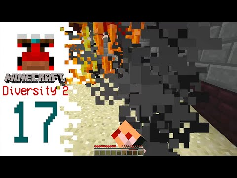 Minecraft Diversity 2 with Pause - EP17 - Terrible Decision
