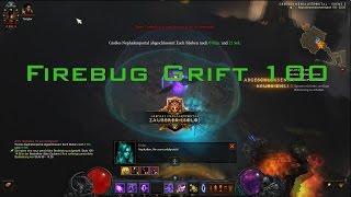 Firebug solo Grift 100
