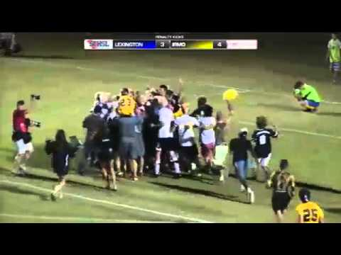 Irmo wins 2013 SCHSL AAAA Championship on final penalty