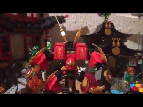 LEGO Ninjago Collection January 2016 (HUGE COLLECTION)