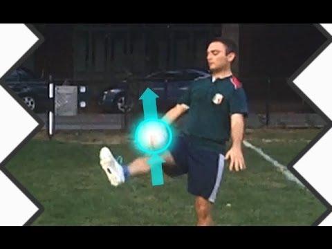 Ronaldo Dead Knee ★ Juggling (+4)