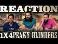 Peaky Blinders 1x4 REACTION!!
