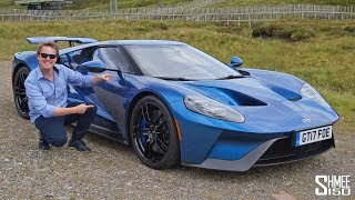 THIS is the NEW Ford GT!