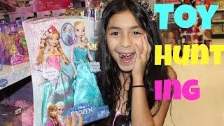 Toy Hunting Disney Frozen, MLP, SHOPKINS,Sofia The First at ToysRus B2cutecupcakes
