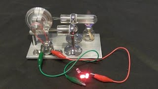 "Free Energy Magnet Motor Generator for light Bulb ""Free Energy"""