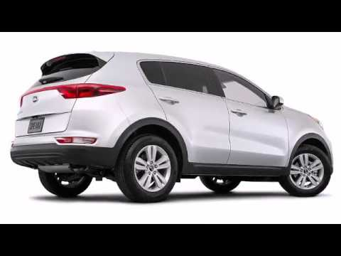 2017 Kia Sportage Video