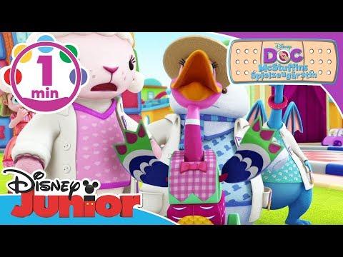 Ich repariere jedes Tier ♫ Doc McStuffins ♫ | Disney Junior Musik