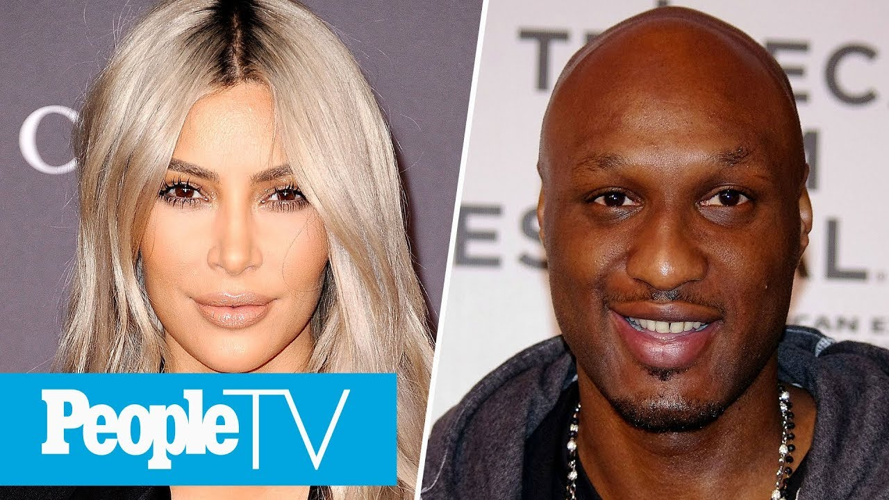 Kim Kardashian Claps Back At Lamar Odom Over His Comment About End Of Marriage To Khloé | PeopleTV