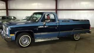 1987 Chevy Silverado | For Sale | Online Auction