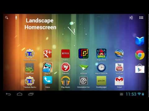 Jelly Bean ROM: Kindle Fire