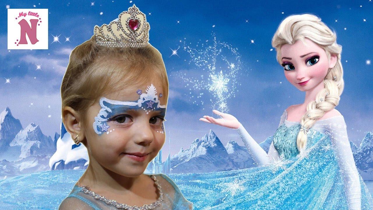 Disney makeup videos