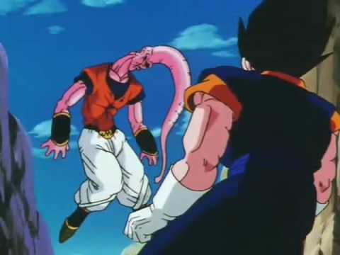 Dragon Ball z Majin Buu vs Vegito Dragon Ball z Vegetto vs Majin