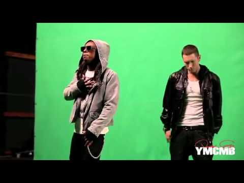 Eminem - No Love (behind The Scenes) video