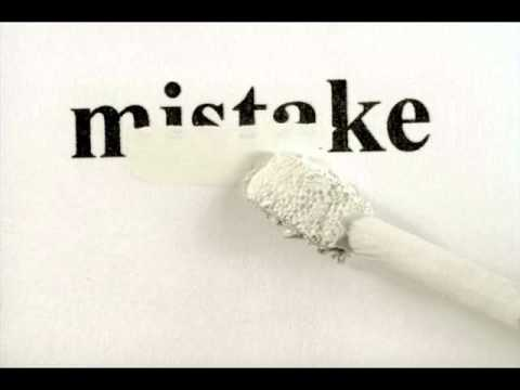 Act - Biggest Mistake
