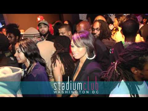 Boxer Floyd Mayweather, 50 Cent And Adult Film Star Pinky Hu Homecoming Party  Stadium In Dc!! video