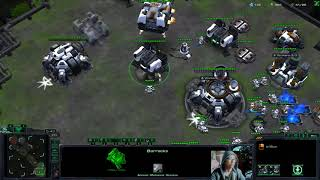 Bio terran diamond 2 level ladder live on stream
