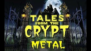 Tales From The Crypt Intro Theme Metal Guitar