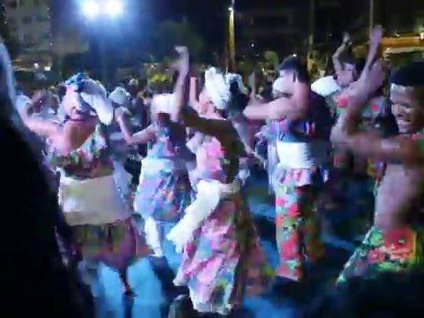Afoxé Povo de Exu - Raízes do Axé (Festa das Águas 2015)