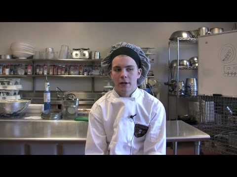 Culinary School Review- Baltimore International College Culinary Student Danny Sterling