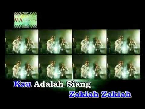Youtube   Zakiah Karaoke video