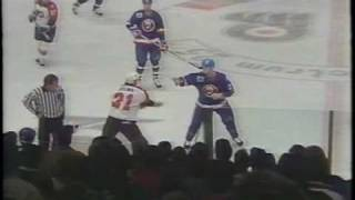 Dave Brown Vs Ken Baumgartner 12/19/91