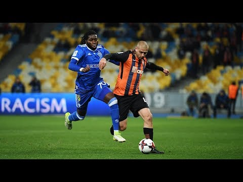 Dynamo 0-0 Shakhtar. Highlights (22/10/2017)
