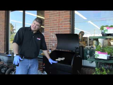Traeger Grill/Smoker Demonstration