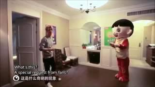 Reaction luhan video exo monster