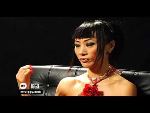 Angela Sun's sitdown MTV Iggy