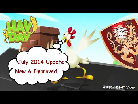 Hay Day July 2014 Update
