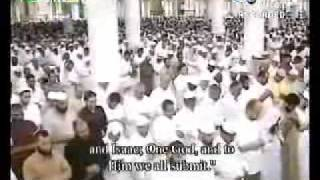 Madinah Taraweeh 2010   Night 1   Part 67 Sheikh Salaah Al Budair
