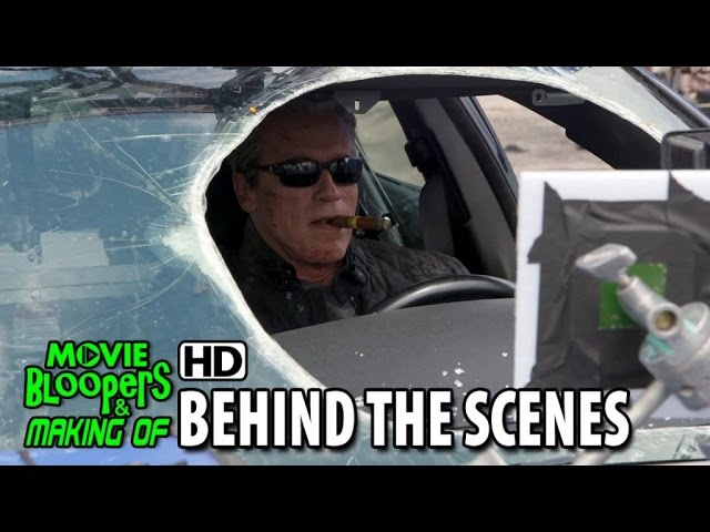 Terminator Genisys (2015) Making of & Behind the Scenes