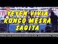 YEYEN VIVIA -  KONCO MESRA - SAGITA - LIVE TERBARU WLINGI EXPO 2017