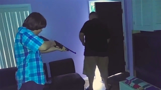 kid gets so mad he shoots dad over PS4! MUST WATCH!!!