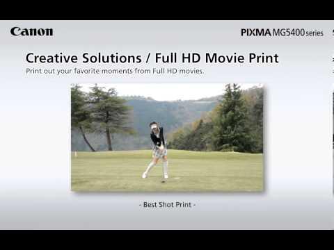 Canon Pixma MG5450 Colour A4 All In One Inkjet Printer