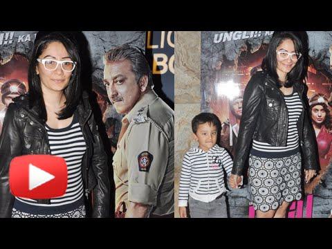 (Exclusive) Manyata Dutt Reacts On Husband Sanjay Dutt's Film Ungli